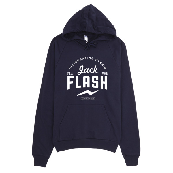 Jack Flash California Fleece Pullover Hoodie