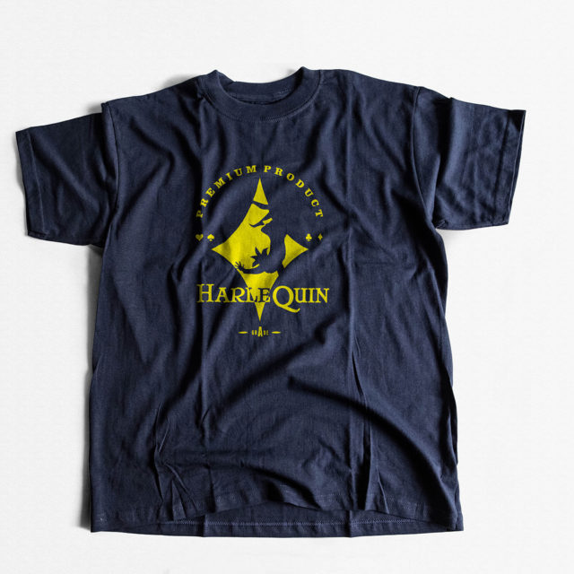 Harlequin Cannabis T Shirt