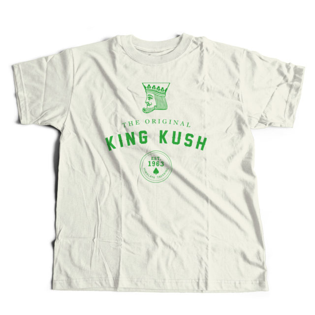 King Kush Cannabis T Shirt