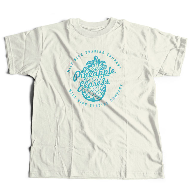 Pineapple Express Cannabis T Shirt
